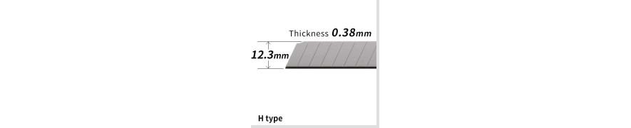 lame cutter 12.3mm, cutter 12.3mm latime, cutter special 12.3mm, lama